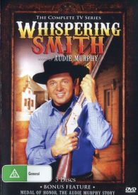 Whispering Smith : Complete Series ( Audie Murphy ) – New Region All