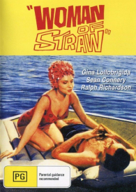 Woman Of Straw ( Sean Connery ) – New Region All