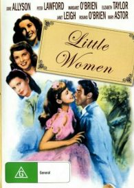Little Women ( June Allyson / Elizabeth Taylor )  – New Region All DVD